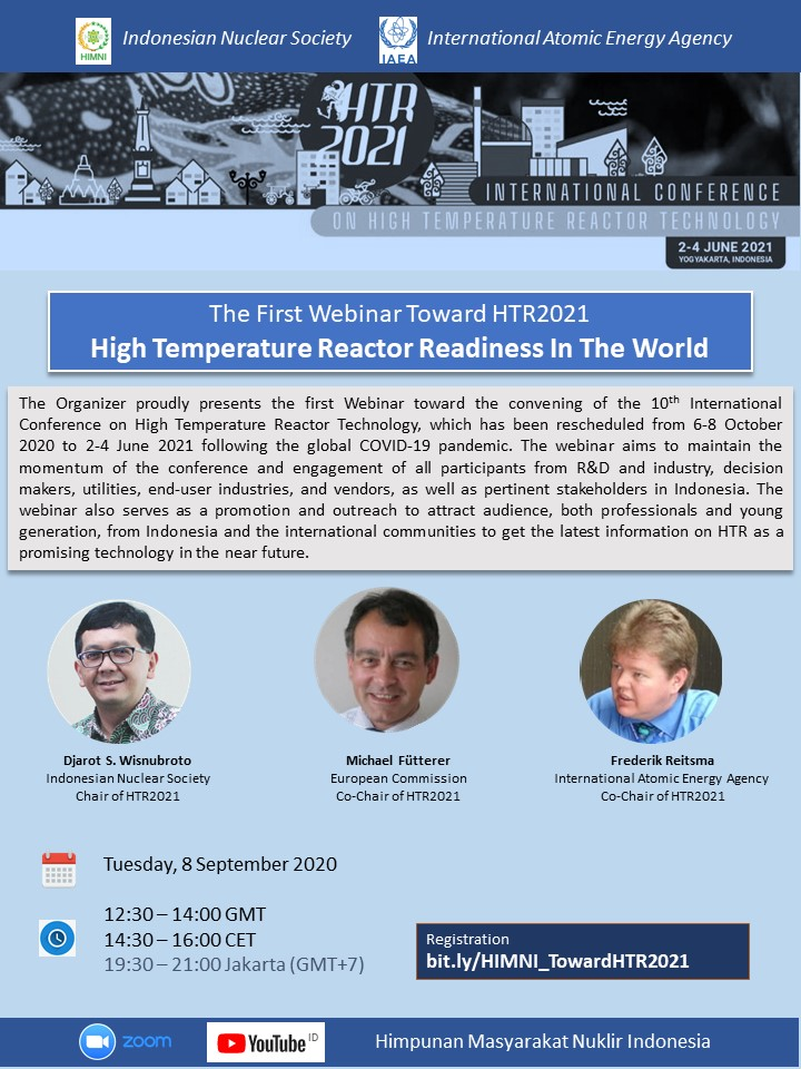 High Temperature Reactor Readiness In The World